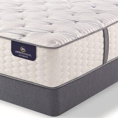 King Serta Perfect Sleeper Ultimate Leshone Plush Mattress