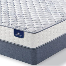 Full Serta Perfect Sleeper Alimar II Firm Mattress