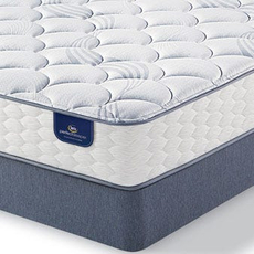 Queen Serta Perfect Sleeper Alimar II Plush Mattress