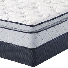 "Serta Perfect Sleeper Belltower Super Pillow Top King Mattress Only  - Scratch and Dent Model ""As-Is"""