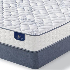 King Serta Perfect Sleeper Hutchings II Firm Mattress