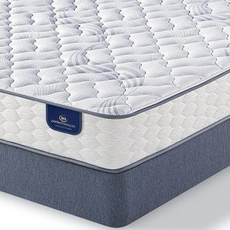 Queen Serta Perfect Sleeper Nocona Firm Mattress