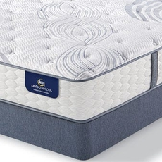 Queen Serta Perfect Sleeper Elite Rushcroft II Plush Mattress