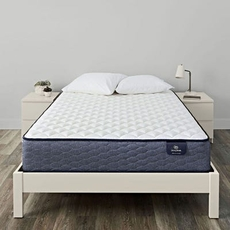 King Serta Sleep True Alverson II Firm 12 Inch Mattress