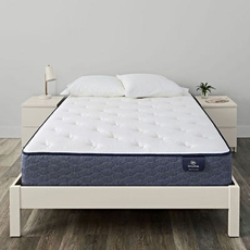 King Serta Sleep True Alverson II Plush 12 Inch Mattress
