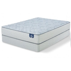 Serta Sleep True Alverson Plush Queen Mattress Only OVML102003 - Overstock Model ''As-Is''