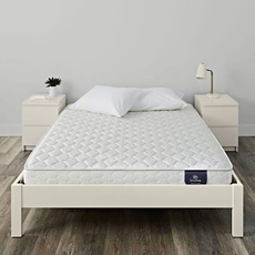 Queen Serta Sleep True Dunesbury II Firm 5 Inch Mattress