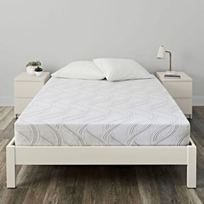 Full Serta Sleep True Kirkling II Firm Memory Foam 8 Inch Mattress