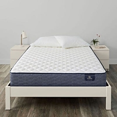 Cal King Serta Sleep True Malloy Firm 11 Inch Mattress