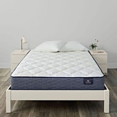 Twin Serta Sleep True Malloy Plush 11.5 Inch Mattress