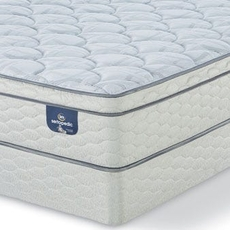 Queen Serta Sertapedic Durrant II Euro Top Mattress