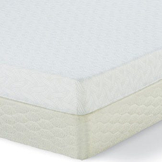 Queen Serta Sertapedic Bramford II Firm Mattress with Motion Custom II Adjustable Base