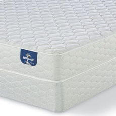 King Serta Sertapedic Glenlawn II Firm Mattress