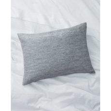 SFERRA Fonta Decorative Pillow in Crystal