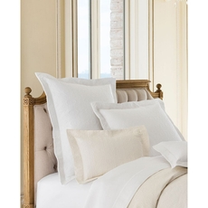 SFERRA Emina King Sham in White