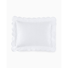 SFERRA Alice Boudoir Sham in White