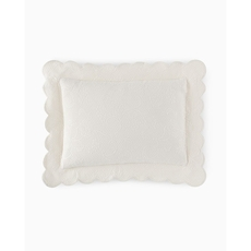 SFERRA Alice King Sham in Ivory