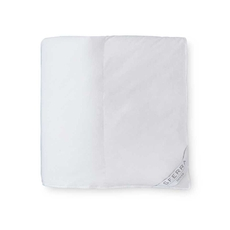 SFERRA Dover King Duvet 40 oz in White