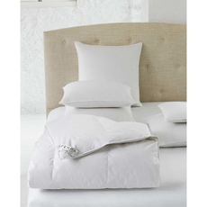 SFERRA Dover Standard Pillow 21 oz Firm in White