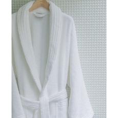 SFERRA Amira Robe Medium in White