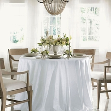 SFERRA Acanthus Tablecloth Oblong