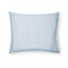 SFERRA Andello 36 Inch King Sham in Aquamarine