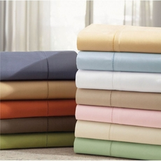 Clearance SFERRA Celeste Twin Fitted Sheet in Ivory OVLB0818027