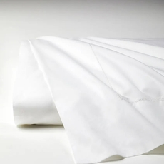 SFERRA Giza 45 Percale Fitted Sheet