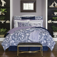 SFERRA Ressa Full Queen Duvet Cover