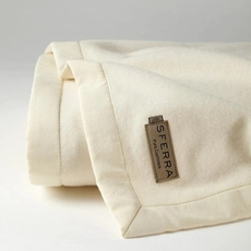 SFERRA Savoy Throw Blanket
