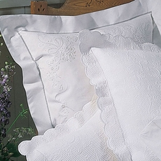 SFERRA Sweet William Pillowcase Pair