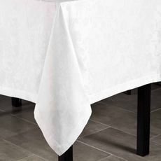 SFERRA Tansy 162 Inch Oblong Tablecloth