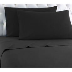 Shavel Micro Flannel® Twin XL Sheet Set - Charcoal