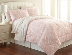Shavel Micro Flannel® Enchantment Rose Comforter Set