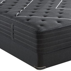 Full Simmons Beautyrest Black C Class Medium 13.75 Inch Mattress Only OVMB042142 - Overstock Model ''As-Is''