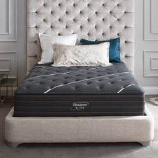 Simmons Beautyrest Black C Class Plush 13.75 Inch King Mattress Only SDMB042176 - Scratch and Dent Model ''As-Is''