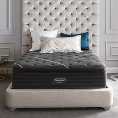Twin XL Simmons Beautyrest Black C Class Plush Pillow Top 16 Inch Mattress + FREE $300 Visa Gift Card