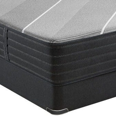 King Simmons Beautyrest Black Hybrid X Class Plush 13.5 Inch Mattress + FREE $300 Visa Gift Card