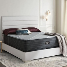 Full Simmons Beautyrest Black Hybrid X Class Plush 13.5 Inch Mattress + FREE $300 Visa Gift Card
