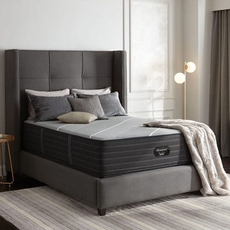 Cal King Simmons Beautyrest Black Hybrid X Class Ultra Plush 15 Inch Mattress + FREE $300 Visa Gift Card