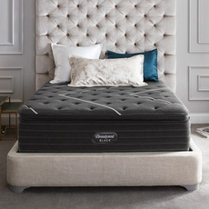 King Simmons Beautyrest Black K Class Firm Pillow Top 17.5 Inch Mattress + FREE $300 Visa Gift Card
