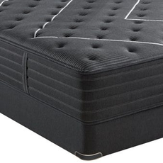 King Simmons Beautyrest Black K Class Medium Mattress