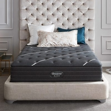 Simmons Beautyrest Black K Class Medium 14.5 Inch King Mattress Only SDMB022116 - Scratch and Dent Model ''As-Is''