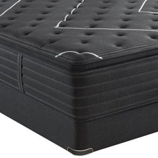King Simmons Beautyrest Black K Class Ultimate Plush Pillow Top Mattress