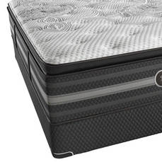 Cal King Simmons Beautyrest Black Katarina Luxury Firm Pillow Top 15 Inch Mattress + FREE $300 Visa Gift Card