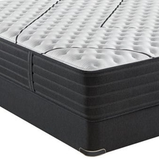 Queen Simmons Beautyrest Black L Class Extra Firm Mattress + FREE $300 Visa Gift Card