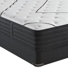 "Simmons Beautyrest Black L Class Medium 14.25 Inch Queen Mattress Only OVML081946 - Overstock Model ""As-Is"""