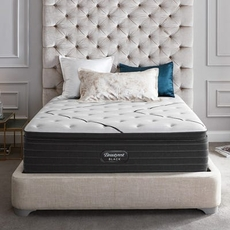 Full Simmons Beautyrest Black L Class Medium Pillow Top 15.75 Inch Mattress + FREE $300 Visa Gift Card