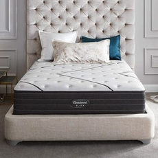 Queen Simmons Beautyrest Black L Class Plush 14 Inch Mattress + FREE $300 Visa Gift Card