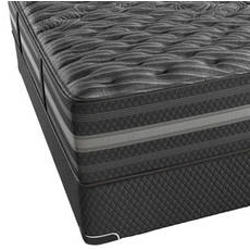King Simmons Beautyrest Black Mariela Extra Firm Mattress + FREE Sonos 2 Room Music System